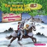 Der geheimnisvolle Ritter / Das magische Baumhaus Bd.2 (1 Audio-CD)