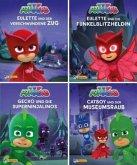 Nelson Mini-Bücher: 4er PJ Masks 1-4