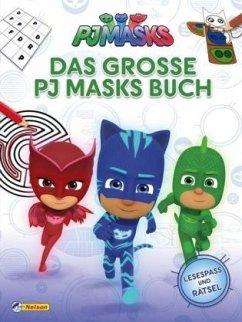 PJ Masks: Das große PJ Masks Buch