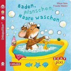 Baden, planschen, Haare waschen - Geis, Maya