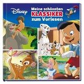 Disney: Meine schönsten Klassiker zum Vorlesen