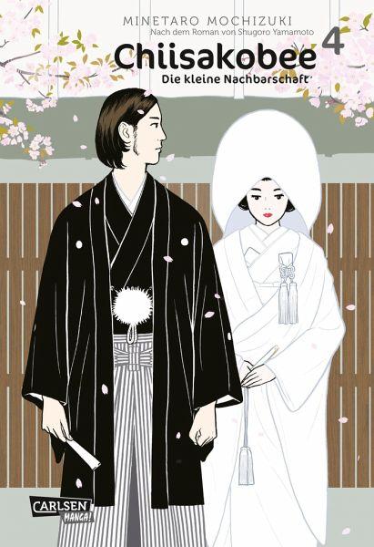 Buch-Reihe Chiisakobee