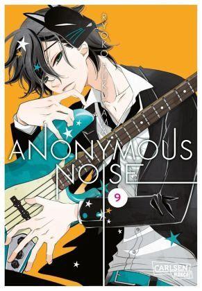 Buch-Reihe Anonymous Noise