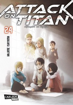 Attack on Titan / Attack on Titan Bd.24 - Isayama, Hajime