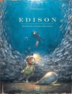 Edison / Mäuseabenteuer Bd.3 - Kuhlmann, Torben