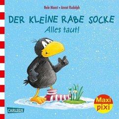 Der kleine Rabe Socke: Alles taut! - Moost, Nele