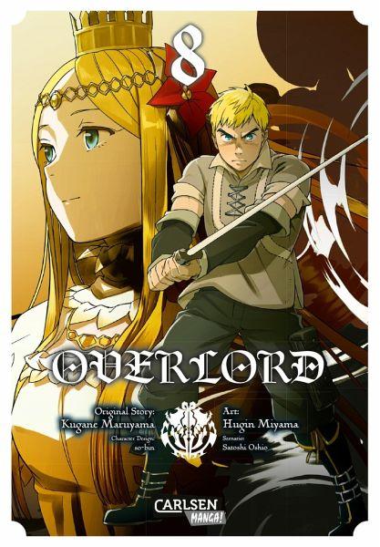 Buch-Reihe Overlord