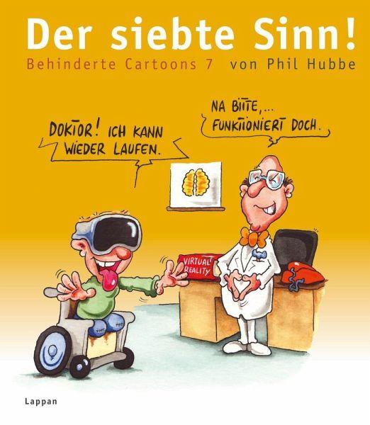 Buch-Reihe Behinderte Cartoons