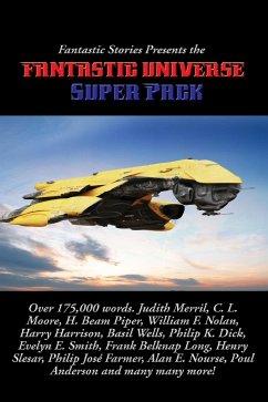 Fantastic Stories Presents the Fantastic Universe Super Pack