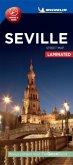 Seville - Michelin City Map Laminated 9218