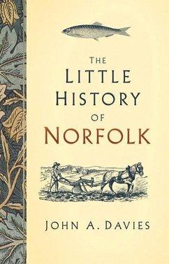 The Little History of Norfolk - Davies, John A.