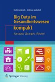 Big Data im Gesundheitswesen kompakt (eBook, PDF)