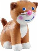 HABA 303860 - Little Friends, Katze Sally, braun, 4,5 cm