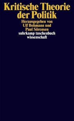 Kritische Theorie der Politik (eBook, ePUB)