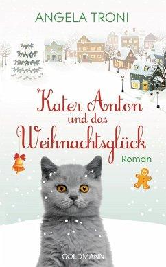 Kater Anton und das Weihnachtsglück (Mängelexemplar)