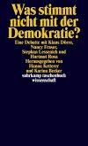 Was stimmt nicht mit der Demokratie? (eBook, ePUB)