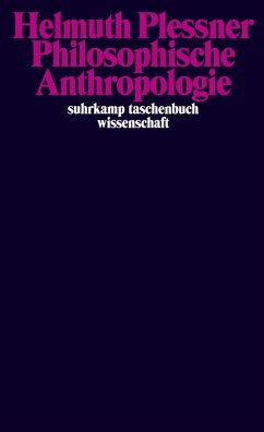 Philosophische Anthropologie (eBook, ePUB) - Plessner, Helmuth