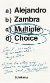 Multiple Choice (eBook, ePUB)