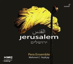Jerusalem - Yesilcay,Mehmet/Pera Ensemble