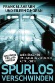 Spurlos verschwinden (eBook, ePUB)