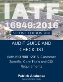 IATF 16949:2016 Audit Guide and Checklist 2nd Edition (eBook, ePUB)