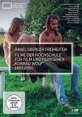 Babelsberger Freiheiten: Filme der Hochschule für Film und Fernsehen Konrad Wolf 1957-1990 (2 Discs)