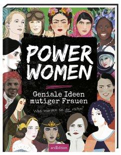 Power Women - Geniale Ideen mutiger Frauen - Woodward, Kay