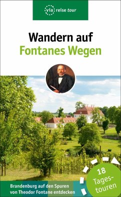 Wandern auf Fontanes Wegen - Wiebrecht, Ulrike