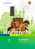 Horizonte - Geschichte 7. Schülerband. Gymnasien. Bayern