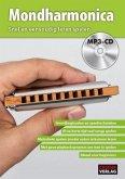 Mondharmonica - Snel en eenvoudig leren spelen, m. MP3-CD
