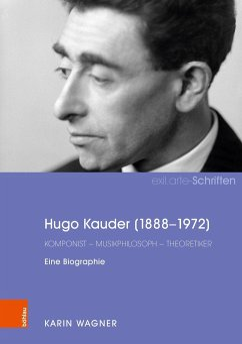 Hugo Kauder (1888-1972) - Wagner, Karin