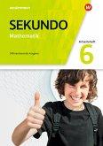 Sekundo 6. Arbeitsheft mit Lösungen. Allgemeine Ausgabe
