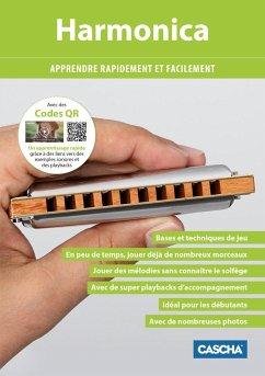 Harmonica - Apprendre rapidement et facilement, m. MP3-CD