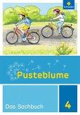 Pusteblume. Das Sachbuch 4. Schülerband. Niedersachsen und Bremen