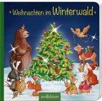 Weihnachten im Winterwald