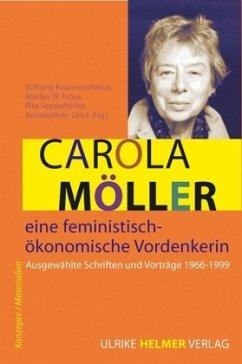 Carola Möller - eine feministisch-ökonomische V...