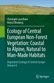 Ecology of Central European Non-Forest Vegetation: Coastal to Alpine, Natural to Man-Made Habitats (eBook, PDF)