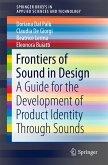 Frontiers of Sound in Design (eBook, PDF)