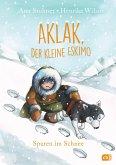 Spuren im Schnee / Aklak, der kleine Eskimo Bd.2 (Mängelexemplar)