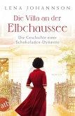 Die Villa an der Elbchaussee / Hamburg-Saga Bd.1 (eBook, ePUB)