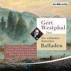 Gert Westphal liest: Die schönsten deutschen Balladen (MP3-Download)