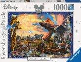 Ravensburger 19747 - Der König der Löwen, Puzzle 1000 Teile