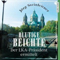 Blutige Beichte / Der LKA-Präsident ermittelt Bd.1 (MP3-Download) - Steinleitner, Jörg