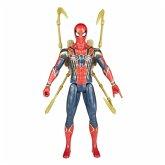 Hasbro E0608100 - Marvel Avengers, Titan Hero Spider-Man Actionfigur, mit Power FX Pack