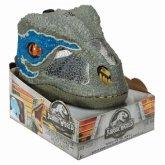 """Jurassic World Velociraptor """"Blue"""" Deluxe Maske mit Geräuschen"""