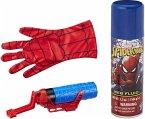 Hasbro B9764EM0 - Marvel, Spider-Man, Mega Blast Web Shooter, mit Handschuh und Sprühflüssigkeit