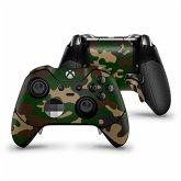 XBOX Elite Controller Skin Sticker Camouflage grün