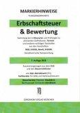 ERBSCHAFTSTEUER & BEWERTUNG Dürckheim-Markierhinweise/Fußgängerpunkte Nr. 1835 für das Steuerberaterexamen, 7. Aufl. 201