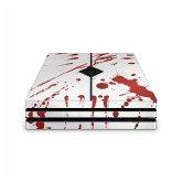 PS4 Pro Skin Sticker Zombie Blood