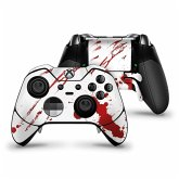 XBOX Elite Controller Skin Sticker Zombie Blood